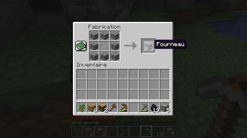 Fabriquer un fourneau en pierres