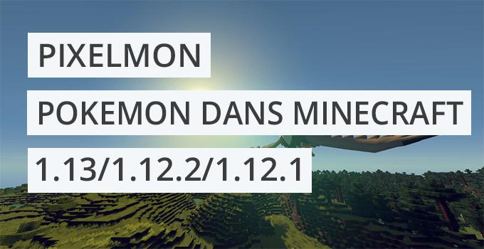 Telecharger Minecraft Pokemon Gratuit