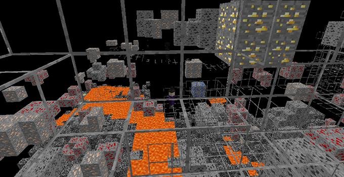 Pack De Textures Xray Ultimate Pour 1 13 1 12 1 11 1 10 1 9 Minecraft France